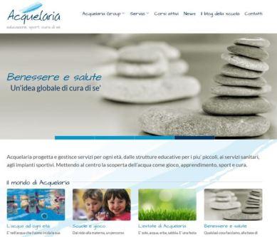 Acquelaria website