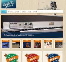Monterey Music Market website