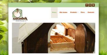 CocoDek website