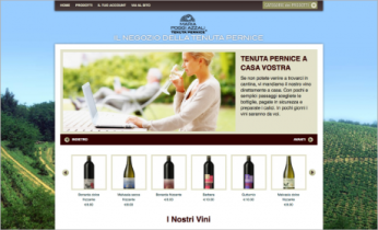Tenuta Pernice Azienda agricola - eCommerce