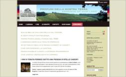Tenuta Pernice Azienda agricola - website
