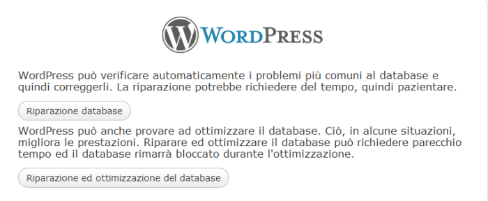 riparare-database-wordpress