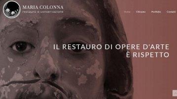 Maria Colonna Restauro