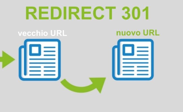 Come attivare un redirect 301 dopo aver trasferito un sito per non essere penalizzati daGoogle