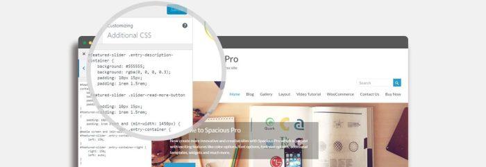 Aggiungere CSS personalizzati a un temaWordPress