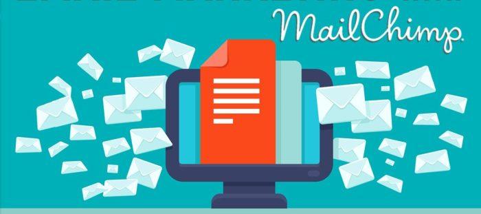 Modificare lingua, testo e aspetto delle email di conferma iscrizione inviate conMailchimp